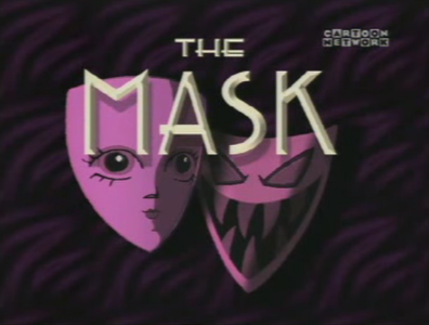Who was the female cat with the mask who payed Courage a visit?