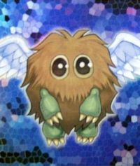 How did Jaden get his Winged Kuriboh?