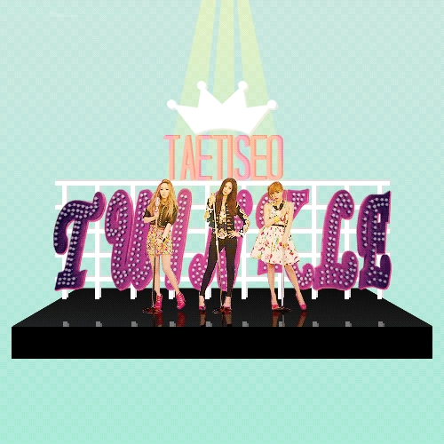 What is Tiffany's hair color in Twinkle?