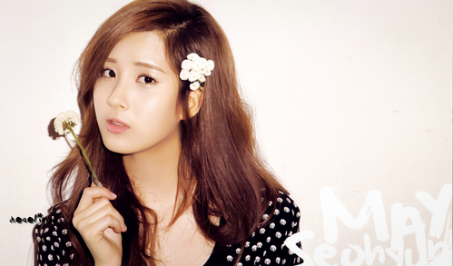 Which member is said to be over-protective of snsd's maknae, Seohyun?