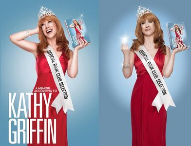 DYED OR NATURAL: Kathy Griffin?