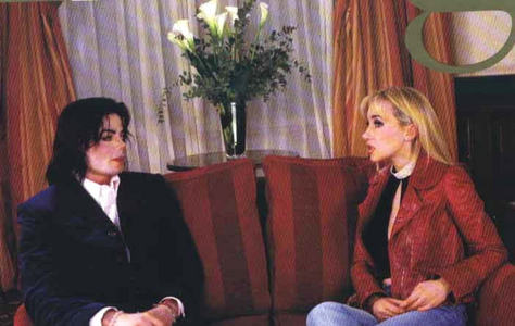 From which Interview Michael showed his own version?