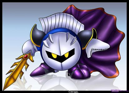 What is Metaknight's Final smash?