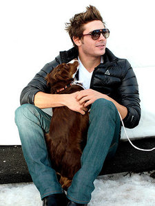 What is the name of the pet of Zac?