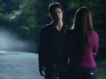 T/F: Damon didn't compel Elena to forget him when they met