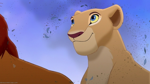 What was Nala's original name before the change?