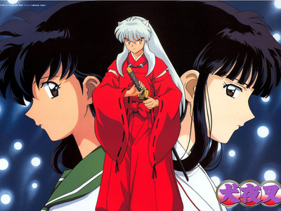 Who does Inuyasha pick?