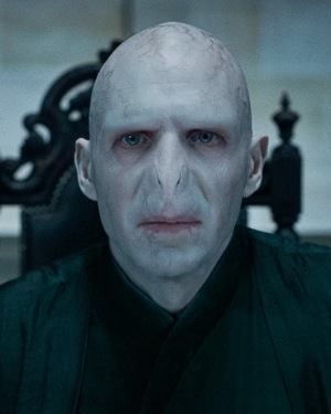 "How old is Voldemort in ""The Deathly Hallows?"""