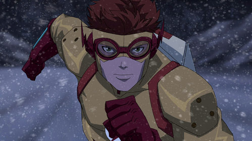 When is Kid Flash's birthday?