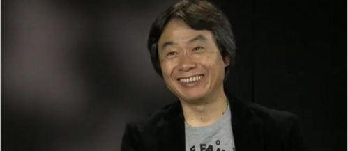 "Finish Mr. Miyamoto's quote about Luigi's Mansion 2: ""Really the reason that we made this is because..."""
