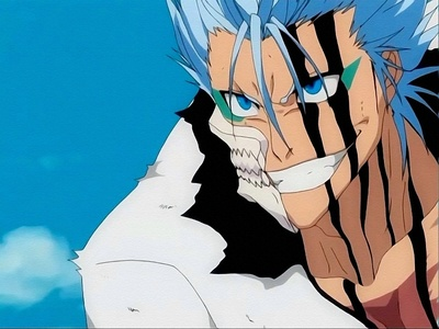 Which is Grimmjow's Aspect of Death?