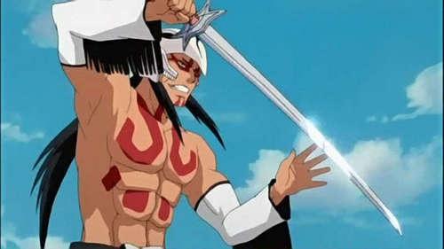 How is Avirama's zanpakutō named?