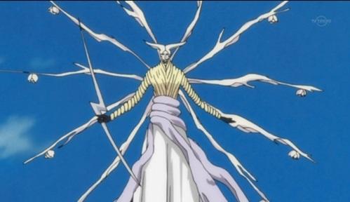 What is Arbola's (Rudbornn's zanpakutō) release command?