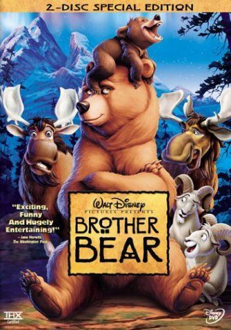 Who makes a CAMEO in Brother Bear