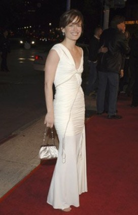 In which movie premiere did she wear this dress?