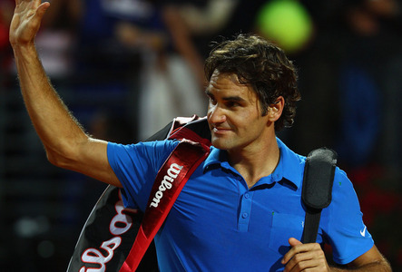 Roger becomes __________ in Mutuamadrilena Masters 2012.
