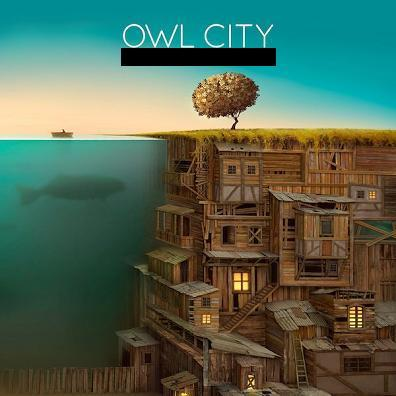 What is the name of Owl City's new album?