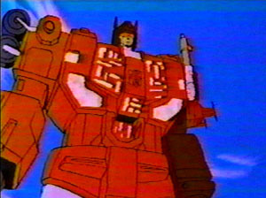 Which Autobot built the Technobots?