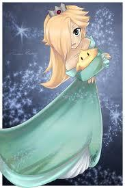 who should rosalina be with