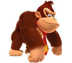 who does donkey kong love