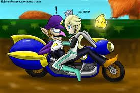 are waluigi and rosalina a good couple