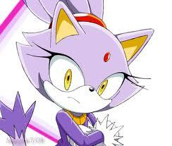 What is Blaze a Princess of?