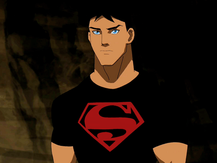 Apart from Miss Martian, who is Superboy closest to?