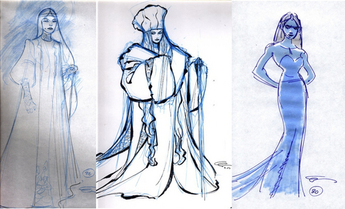 CONCEPT: What is the name of the Snow Queen?