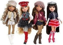 what r all the nick names for all the bratz