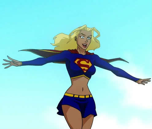 What is supergirl's real name?