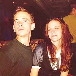 Who is this with Kristen?