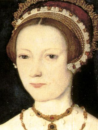 How many times had Catherine Parr been married?