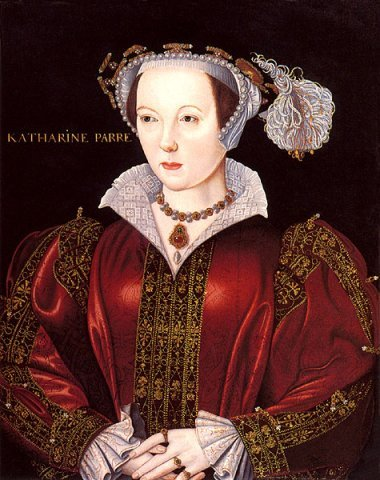 What was the name of Catherine Parr's daughter?