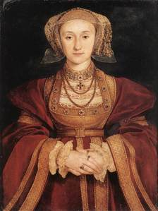 Where was Anne of Cleves born?