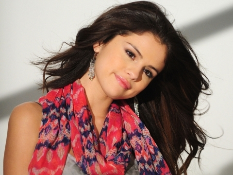 This is a foto of Selena's:
