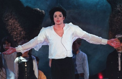 In what 年 Michael´s Album HIStory came out?