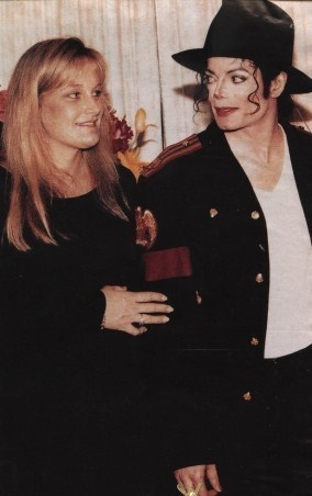 How old was Michael when he married Debbie Rowe?