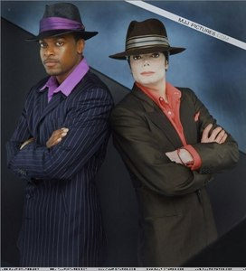 Chris Tucker and Michael were good Friends?