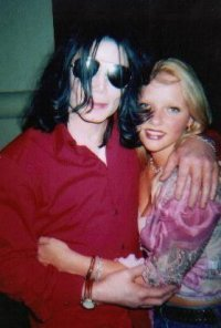 Michael was in a relationship with this woman prior to his 2005 trial
