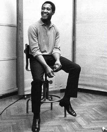 Michael patterned vocal stylings after this singer, Sam Cooke