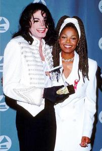Michael and Janet were very close