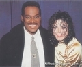 Who is this legendary crooner with Michael Jackson