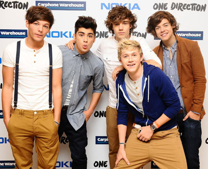 One Direction have Formspring, True or false?