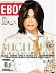 "When did Michael give his final interview for ""Ebony"" magazine"