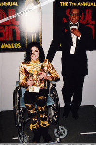 Who is this other T.V. disc jockey with Michael Jackson