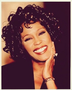 "Good friend, Whitney Houston, was a featured performer at Michael's ""30th"" Anniversary コンサート back in 2001"