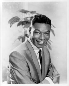 "Michael cited Nat ""King"" cole as another one of his vocal influences"