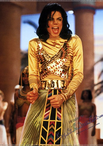 "Michael was a featured performer, a presenter and a recipient at the 1993 ""Soul Train musik Awards"