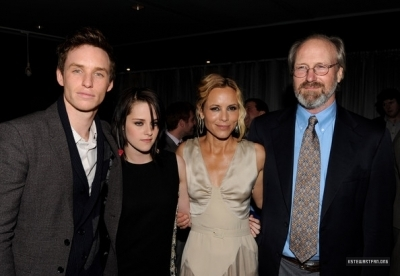 Kristen Stewart and the cast of ________.