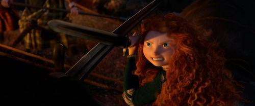 What is the tagline of Brave?